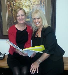 Carlene Nicholas & Kathy Kutsop_04-16